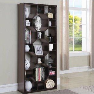 Tarnowski Geometric Bookcase by Winston Porter