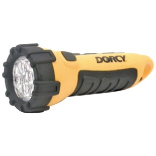 Dorcy 55-Lumen 4-LED Carabiner Waterproof..