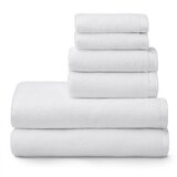 Wayfair Basics® 6 Piece 100% Cotton Towel Set