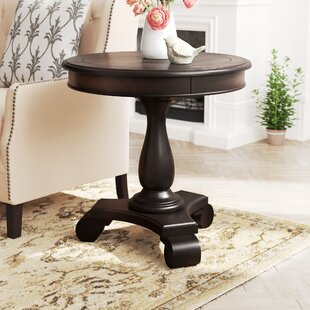 Fleur De Lis Living Annable End Table