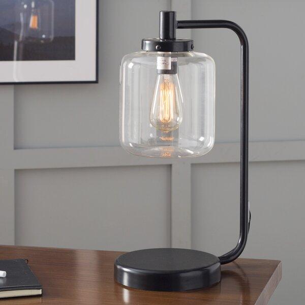 "Laurel Foundry Modern Farmhouse Peaslee 20"" Arched Table Lamp & Reviews by Laurel Foundry Modern Farmhouse"