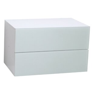 Leonardo 2 Drawer Accent Chest by Phoenix Group AG