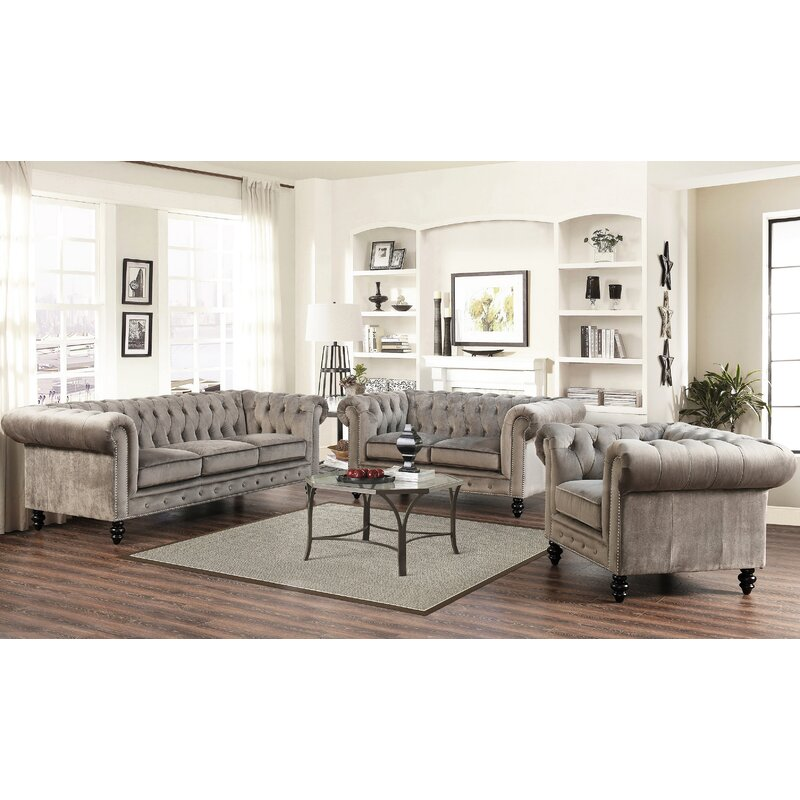 Superbe Mistana Brooklyn 3 Piece Living Room Set U0026 Reviews | Wayfair