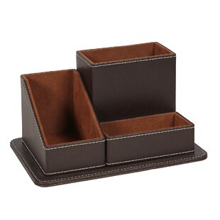 Alexandra Desk Organiser By Borough Wharf
