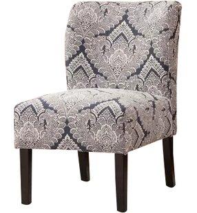 Willa Arlo Interiors Brookvale Fabric Slipper Chair