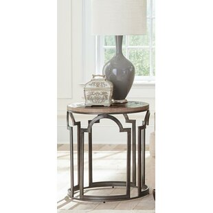 Putman End Table by Charlton Home