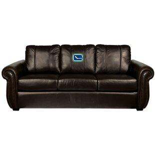 Chesapeake Leather Sofa