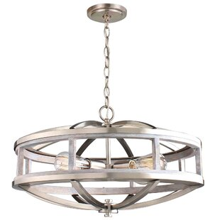 17 Stories Detrick 4-Light Chandelier