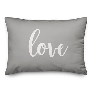 Luann Love Lumbar Pillow