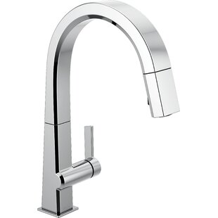Delta Single Handle Pull Down Kitchen Faucet