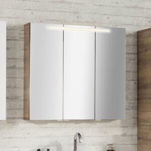 73,5 x 79,5 cm Spiegelschrank Piuro von Fackelmann