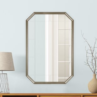 Buy luxury Bradberry Wall Mounted Mirror By Charlton Home