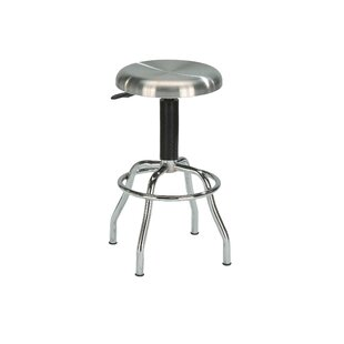Glaucia Adjustable Height Swivel Bar Stool 17 Stories