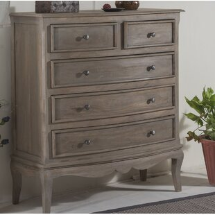 Bridgette 5 Drawer Chest By Ophelia & Co.
