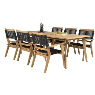 Pranay 6 Seater Dining Set By Sol 72 Outdoor