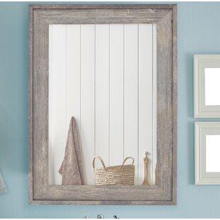 Budget Vannesa Bathroom/Vanity Mirror ByGracie Oaks