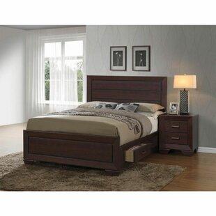 California King Platform Configurable Bedroom Set