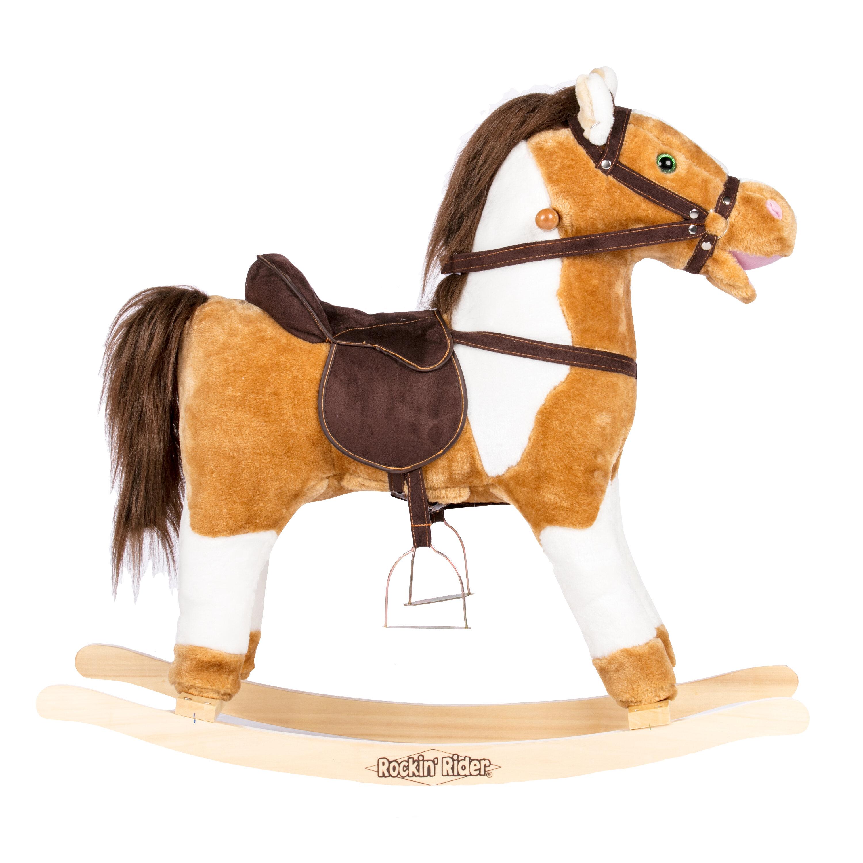 Rockin/' Rider Laurel Rocking Horse Ride On