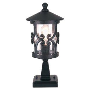 Deals Price Westbury Pedestal 1 Light Pier Mount Light