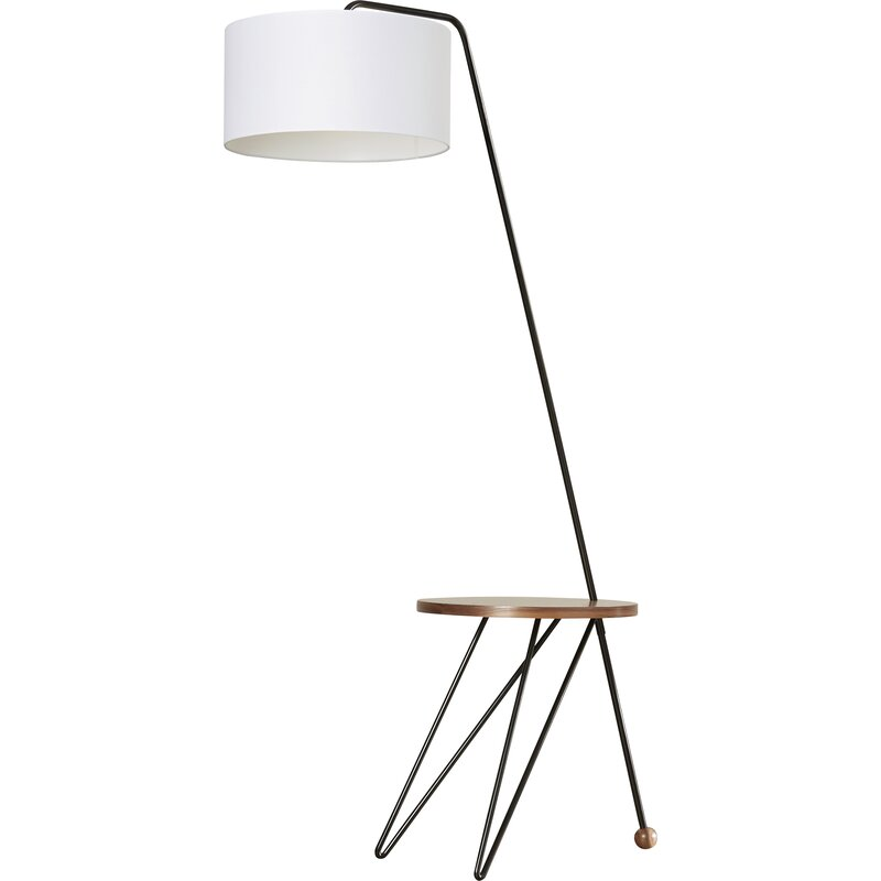 """Koppel 70"""" Arched Floor Lamp & Reviews"""