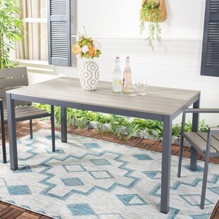 Galesville Manufactured Wood Dining Table by Ebern Designs
