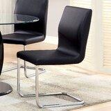 Berwick Upholstered Dining Chair (Set of 2) by Orren Ellis