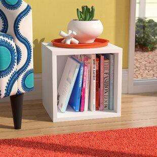 Bolan Unit Cube Bookcase by Ebern Designs