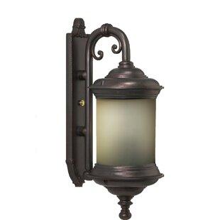 Alcott Hill Phillipstown 4-Light Outdoor Wall Lantern