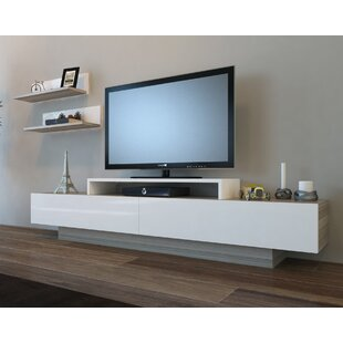 Inexpensive Pritts TV Stand for TVs up to 60 by Orren Ellis Reviews (2019) & Buyer's Guide