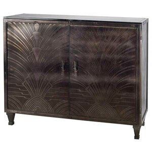 Negropo 2 Door Accent Cabinet by World Menagerie