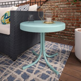 Griffith Steel Side Table by Turn on the ..