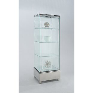 Tamas Glass Curio Cabinet Today Only Sale