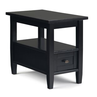 Alameda End Table with Storage