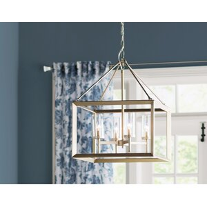 Coxsackie 6-Light Foyer Pendant