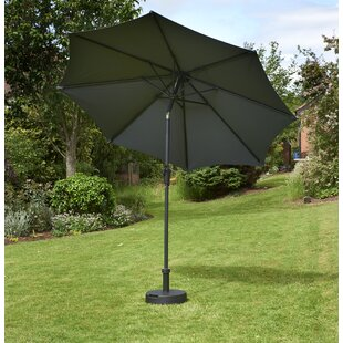 Gerald 3m Traditional Parasol By Freeport Park