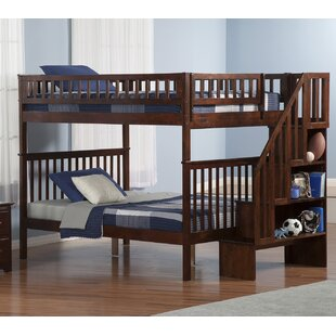 Shyann Full Over Full Bunk Bed by Viv + Rae Best Design