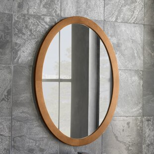Best Choices Oval Wall Mirror By Ronbow
