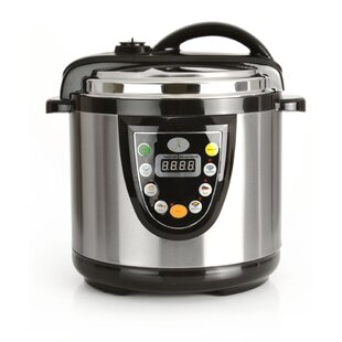 6.3 Qt. Electric Pressure Cooker