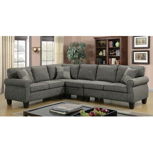 Hollifield Sectional by Red Barrel Studio Herry Up