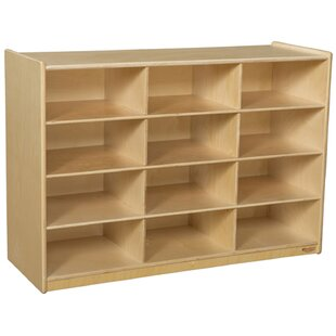 12 Compartment Cubby By Wood Designs