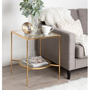 Liev End Table by Mercer41