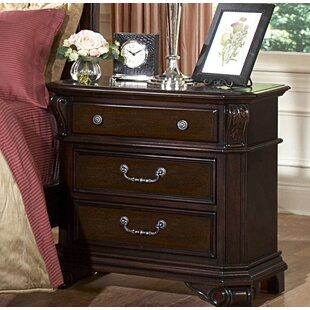 Compare Raftery 2 Drawer Nightstand by Astoria Grand