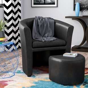 Darvin Barrel Chair by Zipcode Design