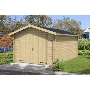 3.5m X 5m Garage By WFX Utility