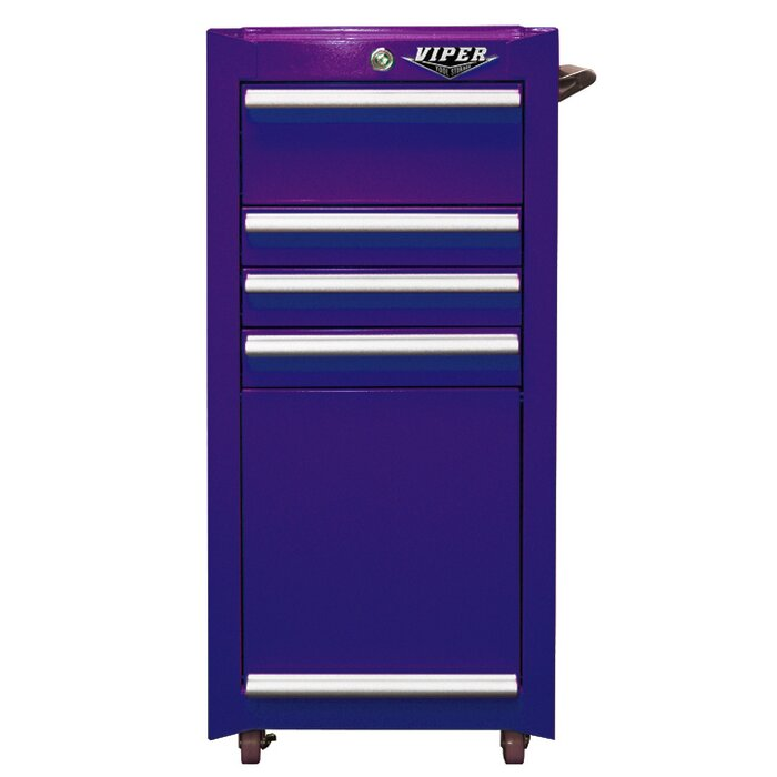 16 W 4 Drawer Tool Chest