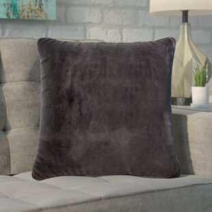 Ozias Velvet Throw Pillow