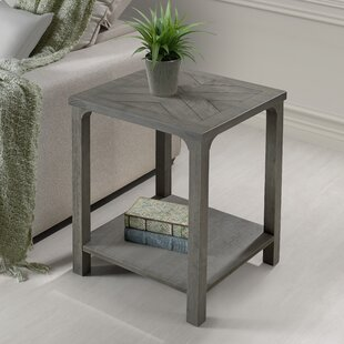Schrimsher End Table by Gr..