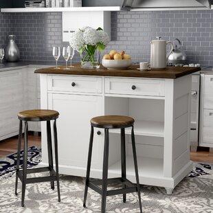 Kitchen Island Seats 6 Wayfair