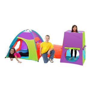 Shop For Fun Center Play Tunnel with Carrying Bag By GigaTent