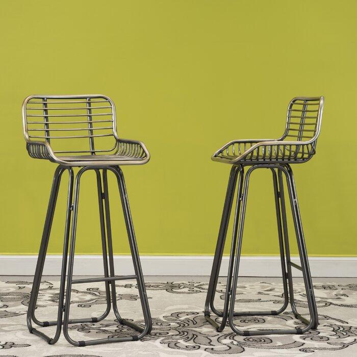 Remarkable Villani Counter Height 30 Bar Stool Inzonedesignstudio Interior Chair Design Inzonedesignstudiocom